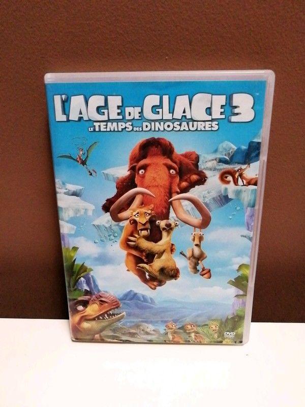 dvd dessin animé l'age de glace 3 1 Brienne-le-Château (10)