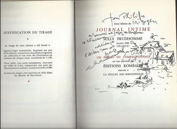 dessin original et dédicace du peintre André Hambourg 300 Lourdes (65)