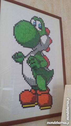 Dessin Pixel Art Fait Main
