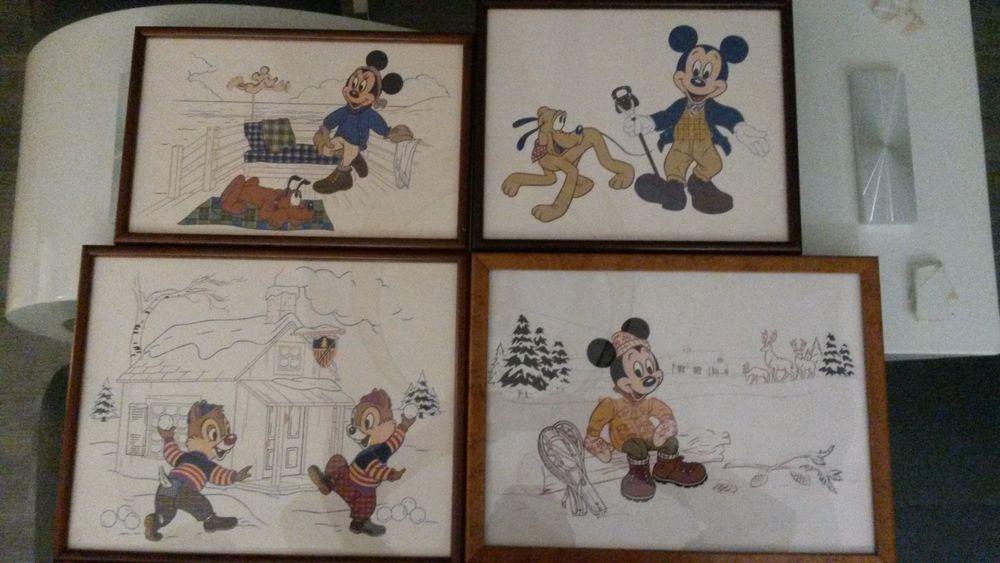 Dessins Walt Disney Donaldson série limitée  150 Lévis-Saint-Nom (78)