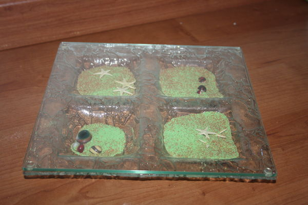 Dessous de plat 5 Moissy-Cramayel (77)
