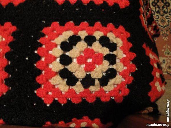 dessus de lit en laine au crochet 120 Nieudan (15)
