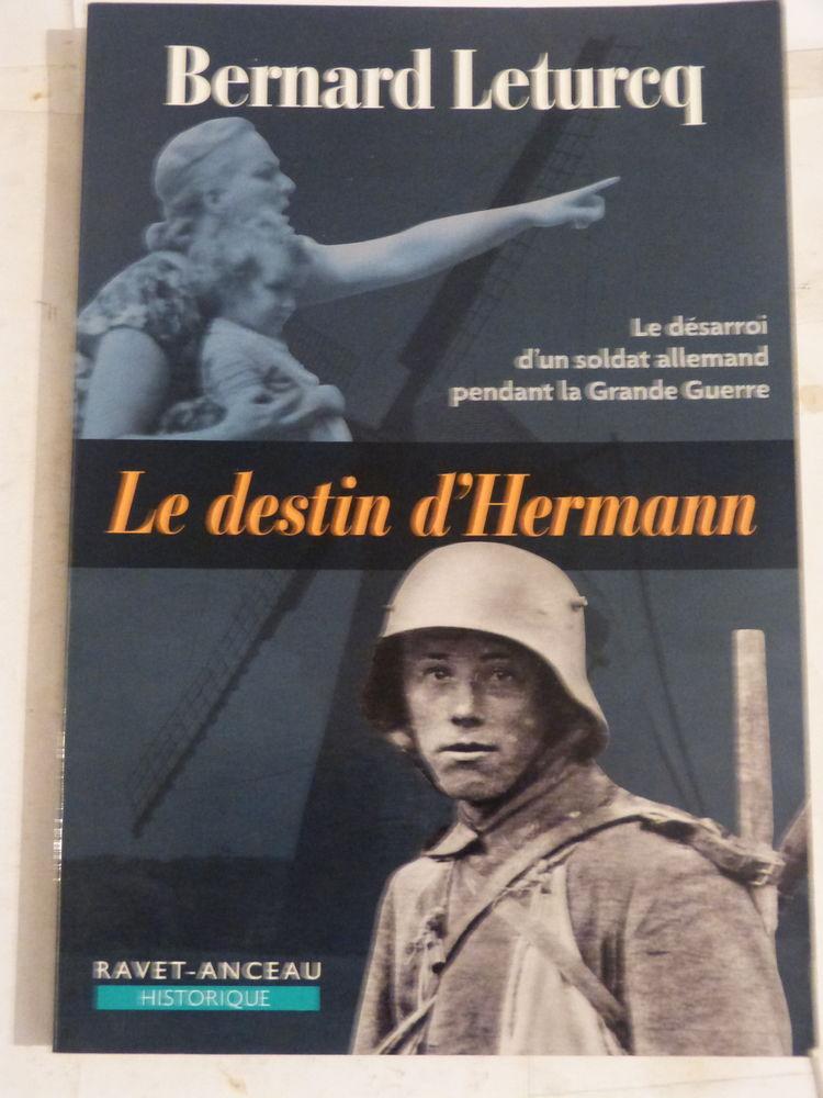 LE DESTIN D' HERMANN  par  BERNARD LETURCQ 6 Brest (29)