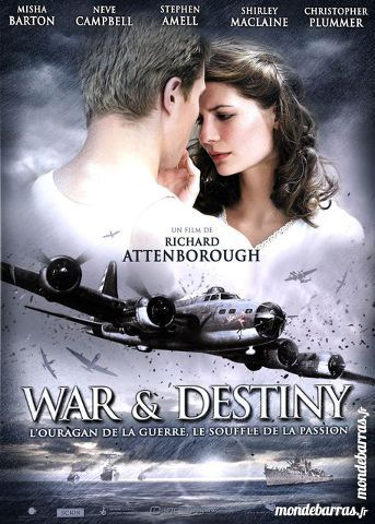 K7 Vhs: War & Destiny (519) DVD et blu-ray