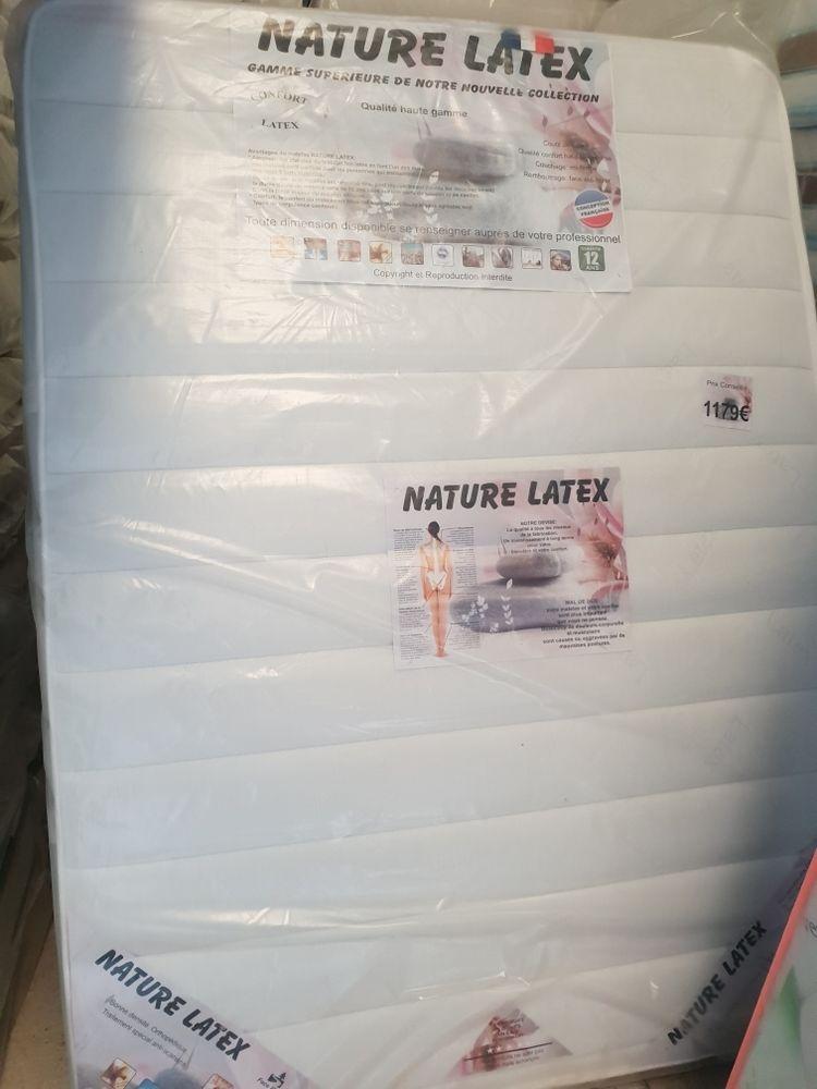 destockage de matelas premier prix 140 x 190 249 € l'ensemble 249 Châteauneuf-le-Rouge (13)