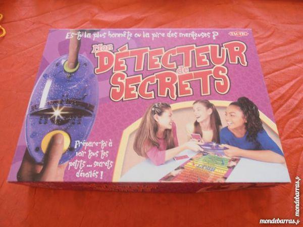 Jeu   Mon détecteur de secrets   (76)  15 Tours (37)