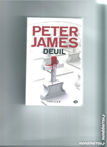 Deuil de Peter James 5 Tours (37)