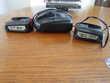 deux batteries + chargeur pour visseuse-dévisseuse BOCH Bricolage