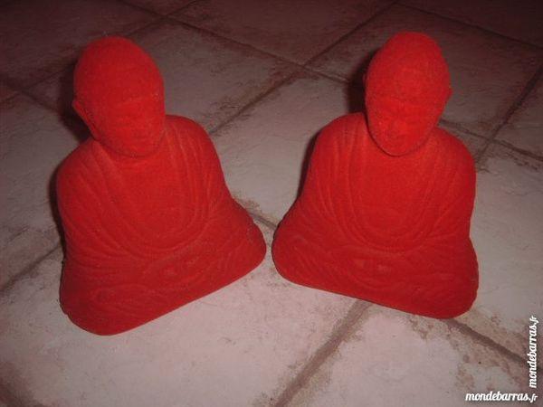 deux  beau bouda  28 cm rouge en tirelire 21 Saran (45)