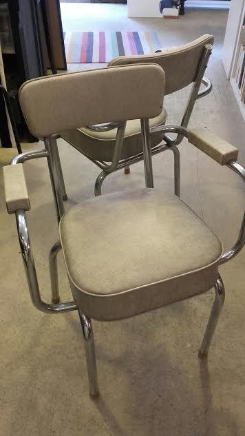 Achetez deux chaises vintage occasion annonce vente honfleur 14 wb155549167 - Chaises vintage occasion ...