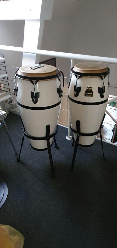 deux congas marque Roland Meinl - Marathon Series Instruments de musique