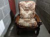 Lot de deux fauteuils (peut être u à l'unité ). 60 Chantilly (60)