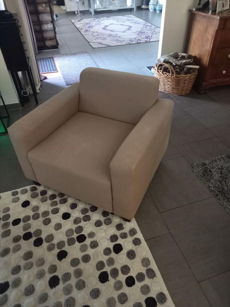 Deux fauteuils salon 50 Saint-Briac-sur-Mer (35)