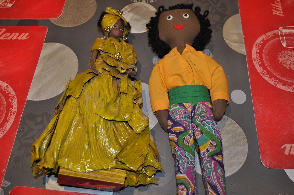 Deux figurines/jouets 5 Perreuil (71)