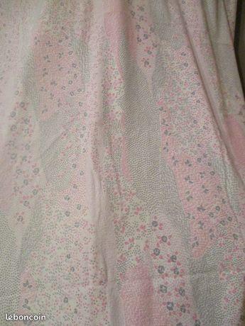 deux grands draps molletonnés : 2m x 1m10 et 1m70 x 1m75  0 Mérignies (59)