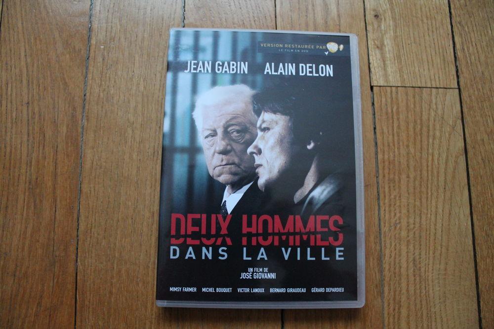 DVD DEUX HOMMES DANS LA VILLE 8 Dijon (21)