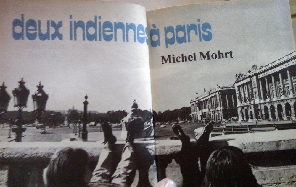 Deux indiennes à Paris michel mohrt  -1 euro  1 Marseille 9 (13)