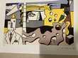 Deux Lithographies Roy lichtenstein