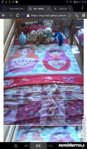 deux lits 140 Bron (69)