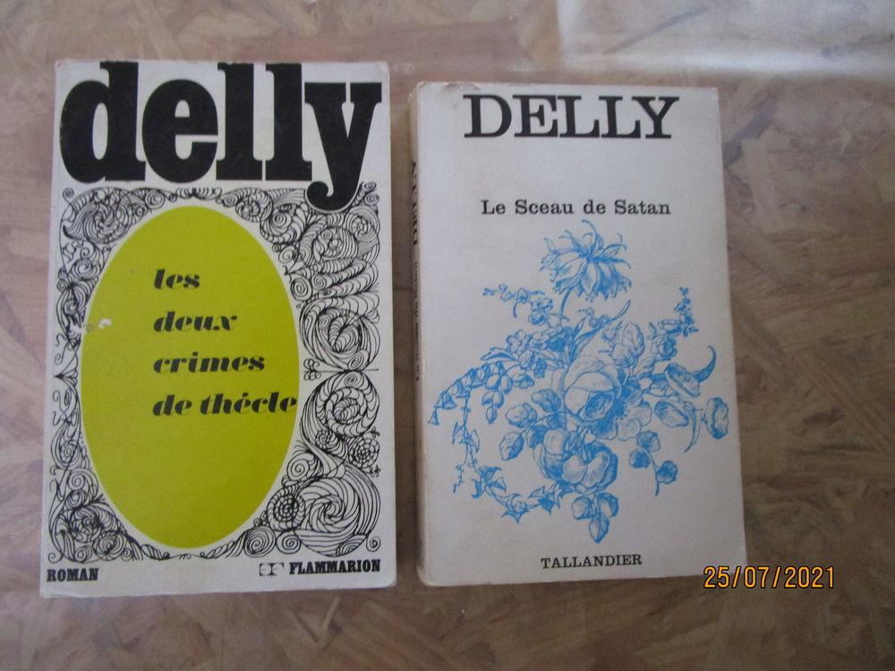 lot de deux livres de DELLY 2 Chanteloup-en-Brie (77)