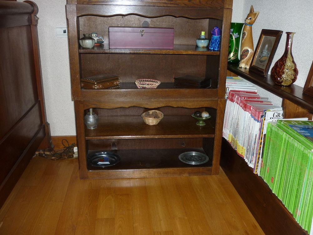 Deux meubles bas avec étagères 50 Ribérac (24)