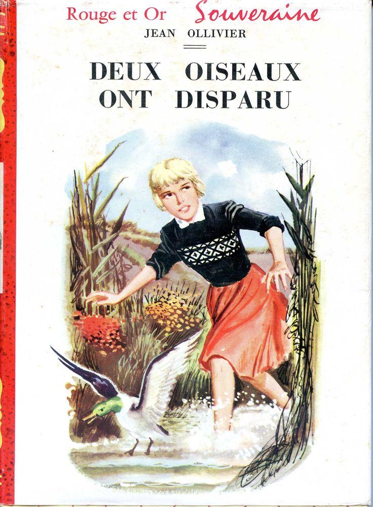 DEUX OISEAUX ONT DISPARU Livres et BD