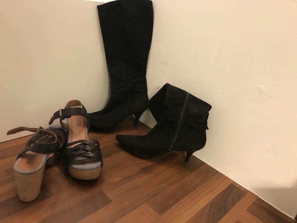Lot de deux paires de chaussures femme de marque  80 Lille (59)