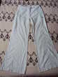 Deux pantalons  ADIDAS  (blanc + bleu) T38 Saint-Paul (97)