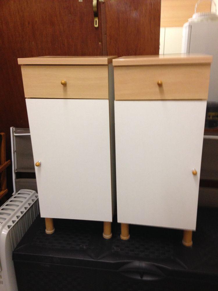 Achetez deux petits meubles occasion annonce vente viry for Annonce meuble occasion