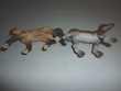 """Deux poulains SCHLEICH : """"HANOVRE"""" & """"ANDALOU"""" (Figurines AD Jeux / jouets"""