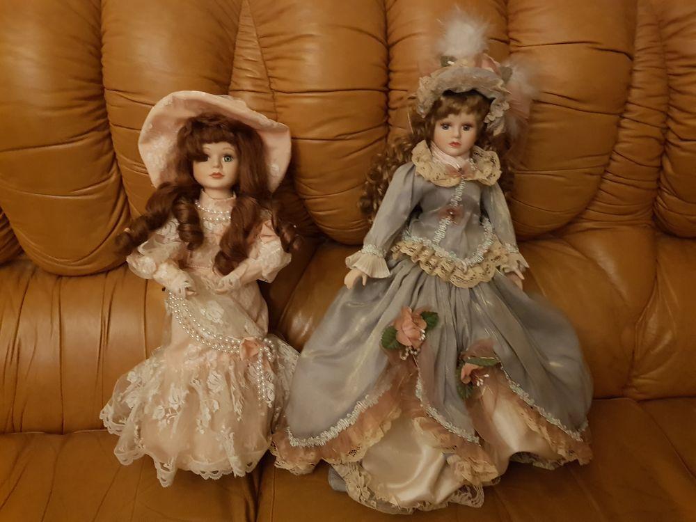 lot de deux poupées 30 Dammartin-en-Goële (77)