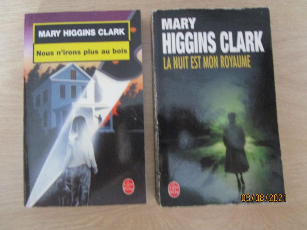 deux romans de MARY HIGGINS CLARK 2 Chanteloup-en-Brie (77)
