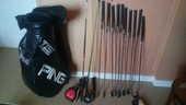 Deux sacs de Golf Complet 500 La Richardais (35)
