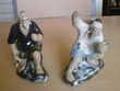 Deux statuettes chinoises anciennes N° 739