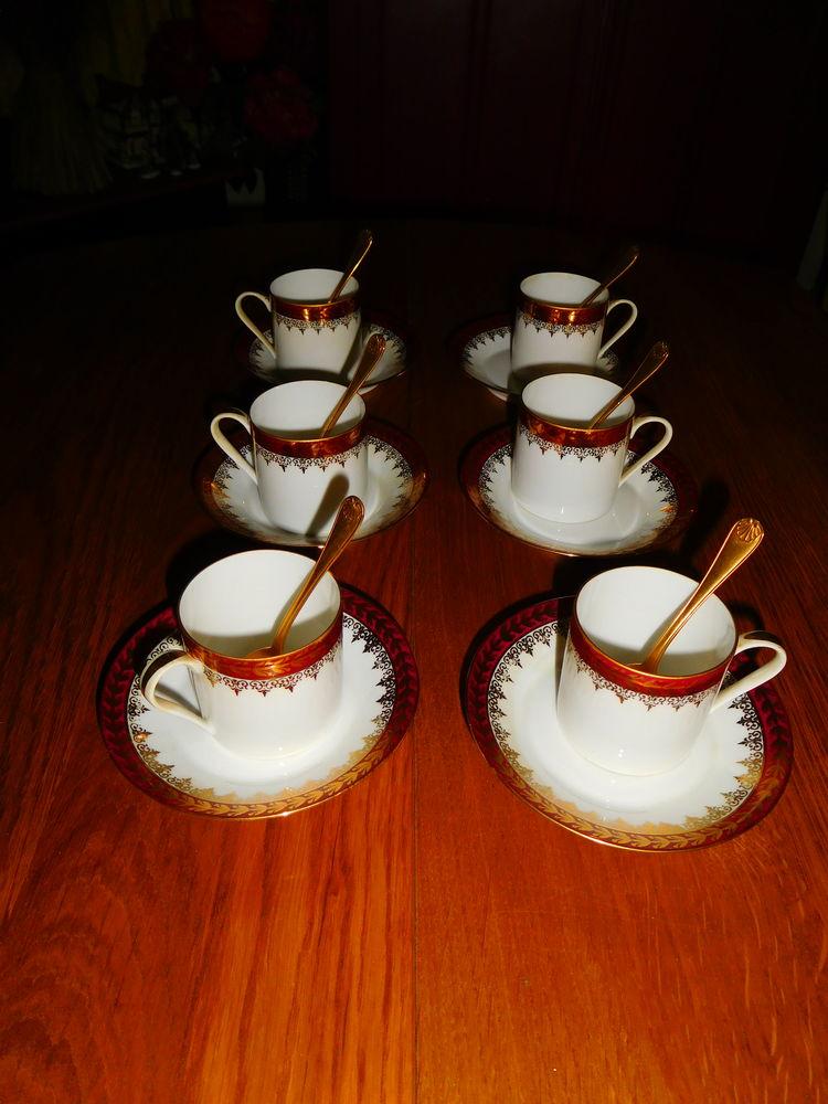 deux très beaux services à café -  150 Vitry-sur-Seine (94)