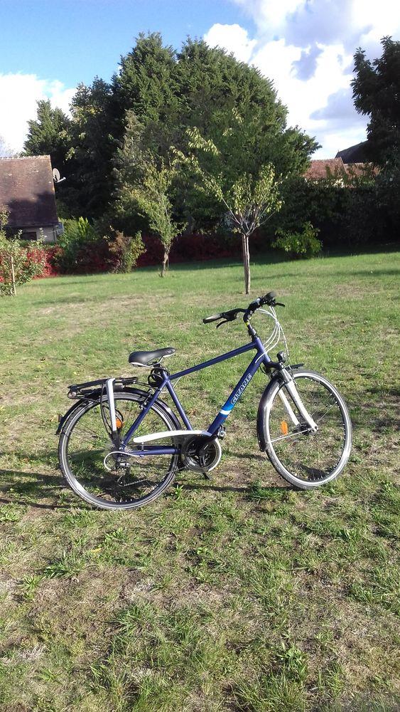 de deux vélos  -un VTT en bon état,  -un VTC neuf, 530 Fleury-la-Vallée (89)
