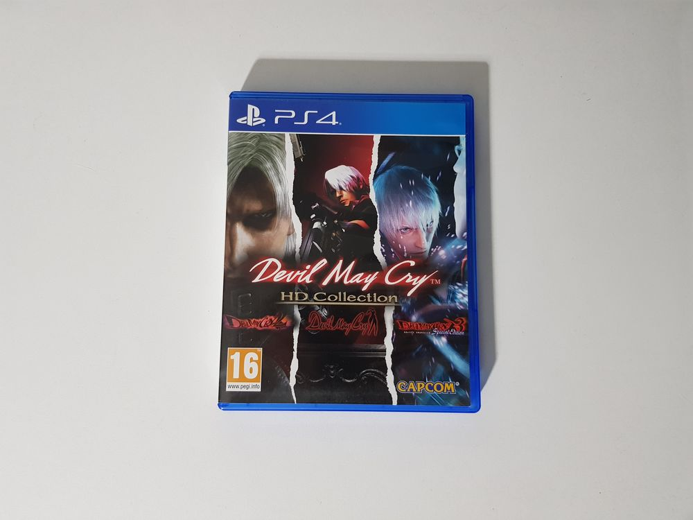 Devil May Cry Trilogie Hd Collection (3 jeux) Ps4 20 Cambrai (59)
