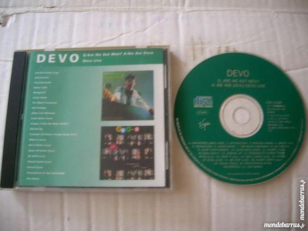 CD DEVO Q: Are we not Men A: We are Devo Live 19 Nantes (44)