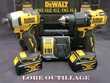 DeWALT DCD709 + DCF809 / Visseuses