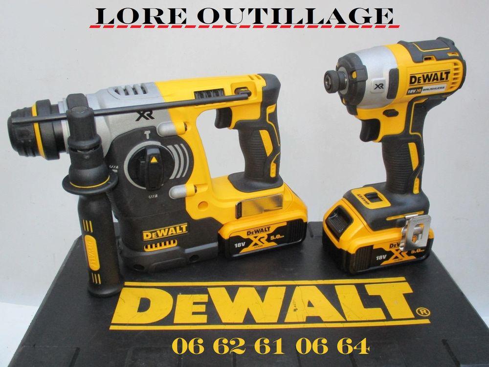 DeWALT DCH273 + DCF887 480 Cagnes-sur-Mer (06)