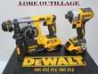 DeWALT DCH273 + DCF887