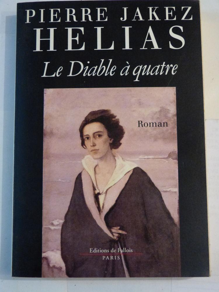 LE DIABLE A QUATRE par PIERRE JAKEZ HELIAS Livres et BD