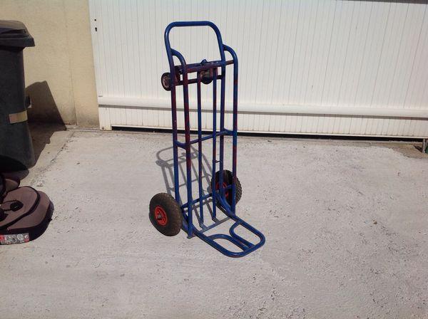Diable 4 roues 50 Le Cannet-des-Maures (83)