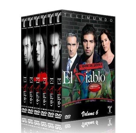 El Diablo en Coffret DVD 179 Puteaux (92)