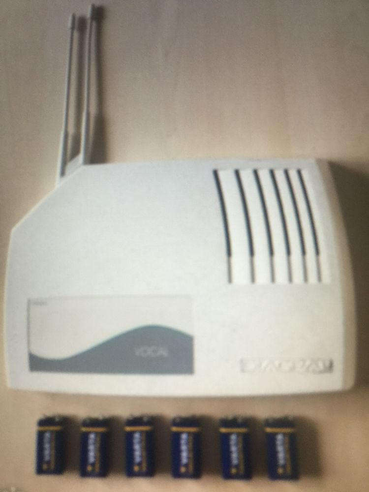 DIAGRAL CBV900X ALARME 30 Versailles (78)