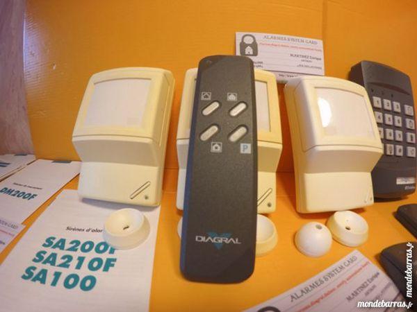 Diagral Télécommande TC310 TBE  38 Bagnols-sur-Cèze (30)