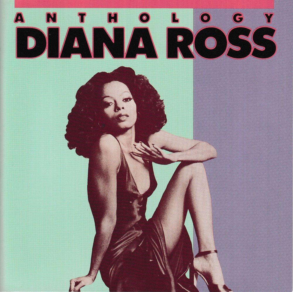 CD           Diana Ross             Anthology 35 Antony (92)