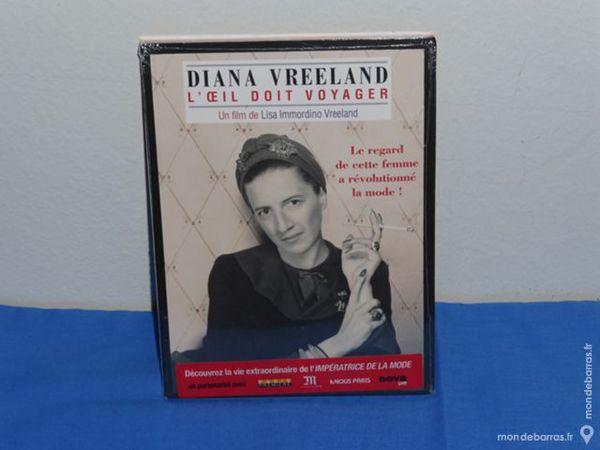DVD DIANA VREELAND L'OEIL DOIT VOYAGER NEUF 16 Créteil (94)