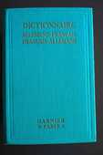 Dictionnaire allemand français - français allemand, 5 Rennes (35)