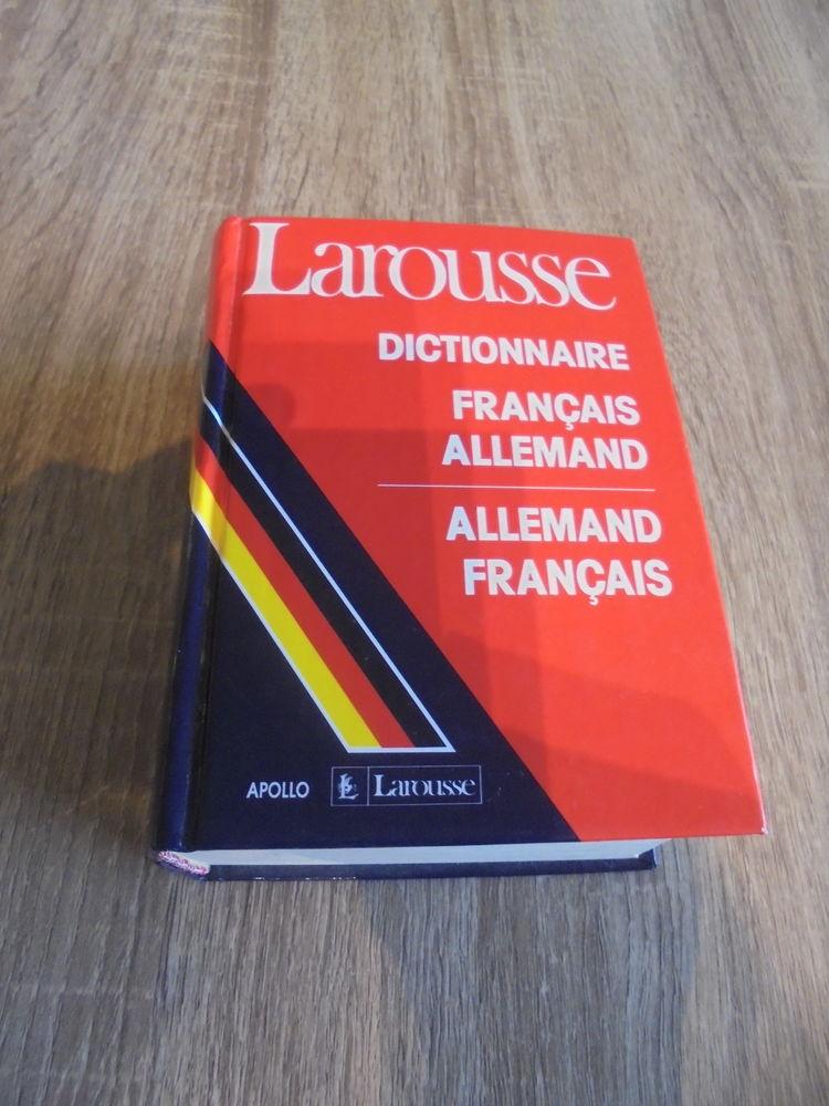 Dictionnaire allemand (87) 5 Tours (37)